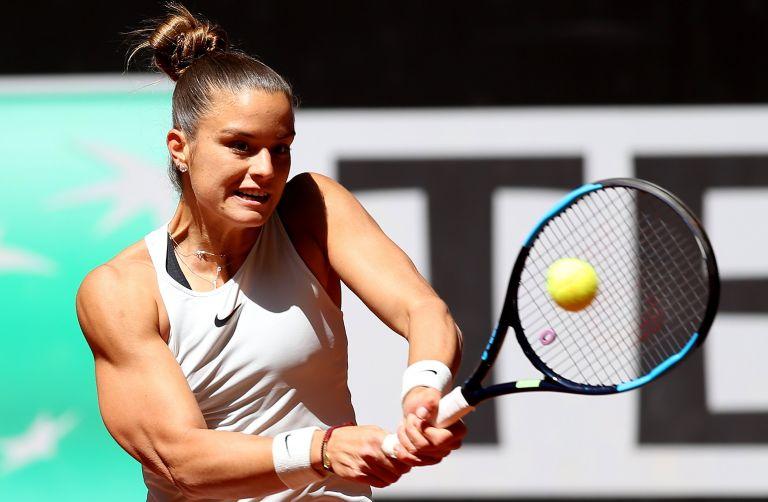 Τένις: Ηττα της Σάκκαρη στη Μαδρίτη   tanea.gr