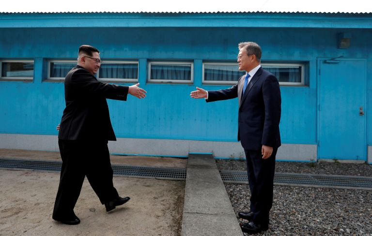 Σύνοδος Κορυφής Ν. Κορέας, Κίνας, Ιαπωνίας | tanea.gr