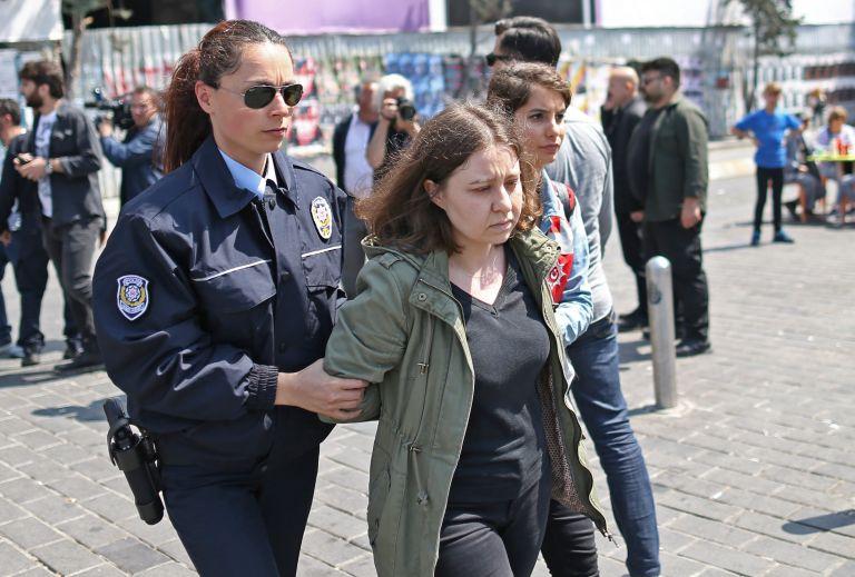 Τουρκία: 84 συλλήψεις διαδηλωτών στην Κωνσταντινούπολη | tanea.gr