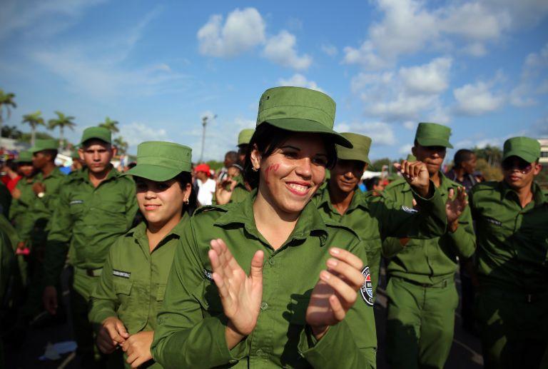 Ναι στον πολιτικό διάλογο με την Κούβα από ΝΔ, όχι από το ΚΚΕ | tanea.gr