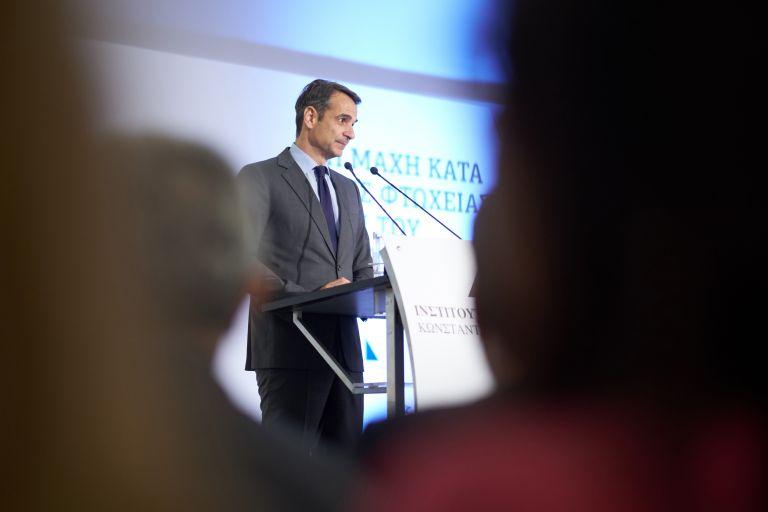 Μητσοτάκης: Θα γκρεμίσω το κομματικό κράτος του ΣΥΡΙΖΑ | tanea.gr