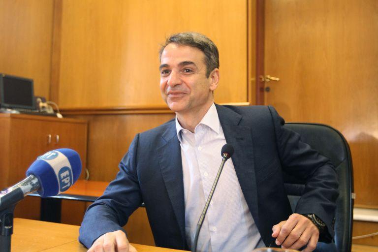 Μητσοτάκης: Ο κ. Τσίπρας έχει κουραστεί και έχει κουράσει, έχει τελειώσει | tanea.gr