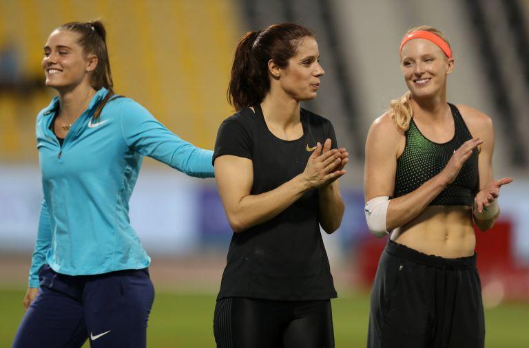 Στεφανίδη και Κυριακοπούλου στα 4.64μ στην Ντόχα, νικήτρια η Μόρις | tanea.gr