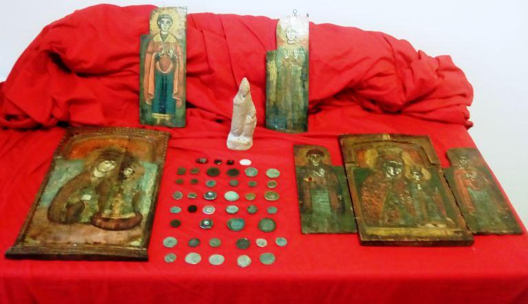 Θεσσαλονίκη: Συλλήψεις για υπόθεση αρχαιοκαπηλίας | tanea.gr