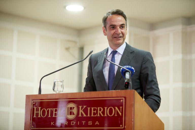 Μητσοτάκης: Το σχέδιό μας μπορεί να πετύχει ανάπτυξη 4% | tanea.gr