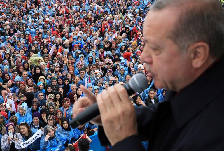 Ερντογάν: «Δεν εγκαταλείψαμε τον στόχο για ένταξη στην ΕΕ» | tanea.gr