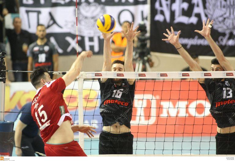 Αλωσε» την Πυλαία και «αγκάλιασε» τον τίτλο ο Ολυμπιακός | tanea.gr