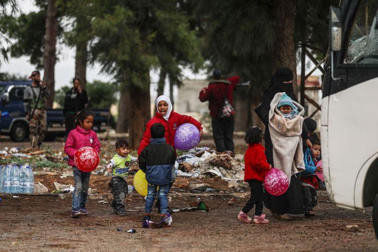 Συρία: Οι Γιατροί Χωρίς Σύνορα εμβολίασαν περισσότερα από 51.000 παιδιά | tanea.gr
