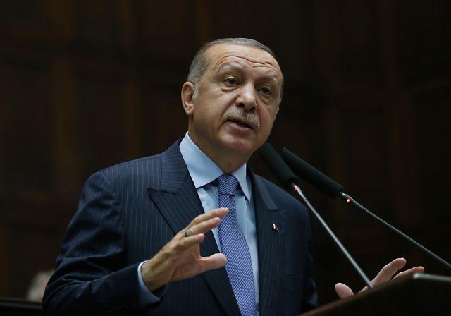 Ερντογάν: Οι ΗΠΑ έχασαν το προνόμιο του διαμεσολαβητή στη Μέση Ανατολή | tanea.gr