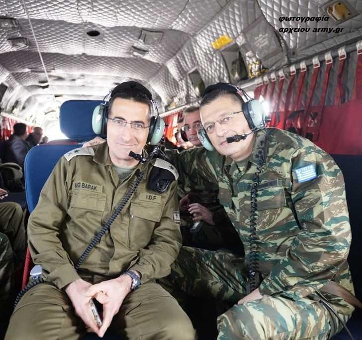 Στο Ισραήλ ο αρχηγός ΓΕΣ | tanea.gr