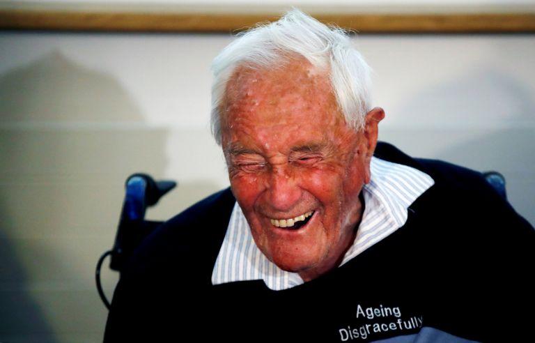 Ελβετία: Εγινε ευθανασία στον γηραιότερο επιστήμονα της Αυστραλίας | tanea.gr