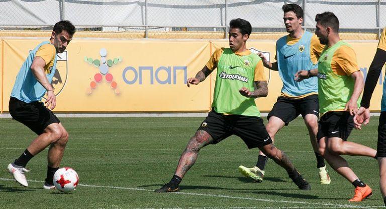 «Προσωπικό στοίχημα για όλους το νταμπλ», λένε οι παίκτες της ΑΕΚ | tanea.gr