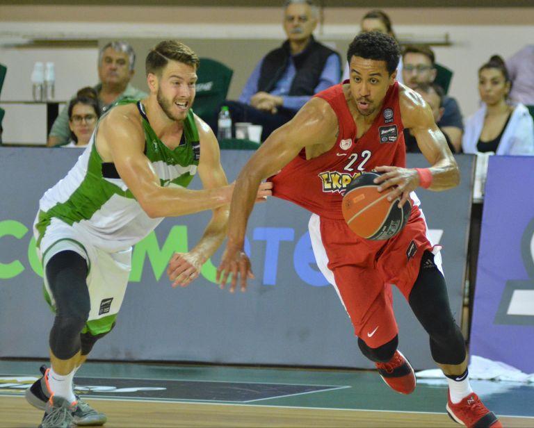 Α1 μπάσκετ: Νίκη για Ολυμπιακό, παραμονή για ΓΣΛ Φάρο   tanea.gr