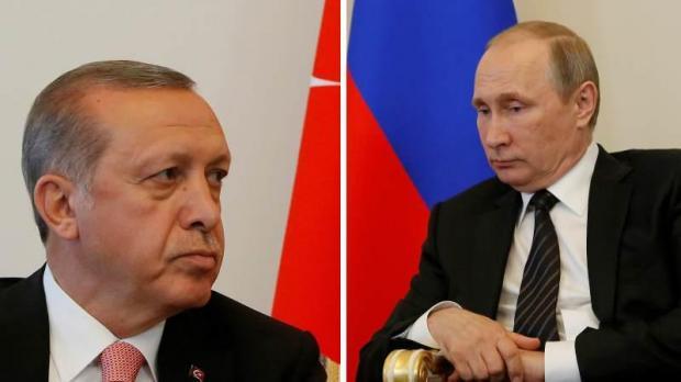 Ερντογάν – Πούτιν: «Λάθος» η απόφαση Τραμπ για το Ιράν   tanea.gr