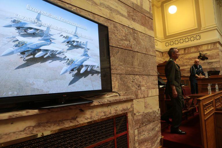 Εγκρίθηκε το πρόγραμμα αναβάθμισης των F-16 | tanea.gr