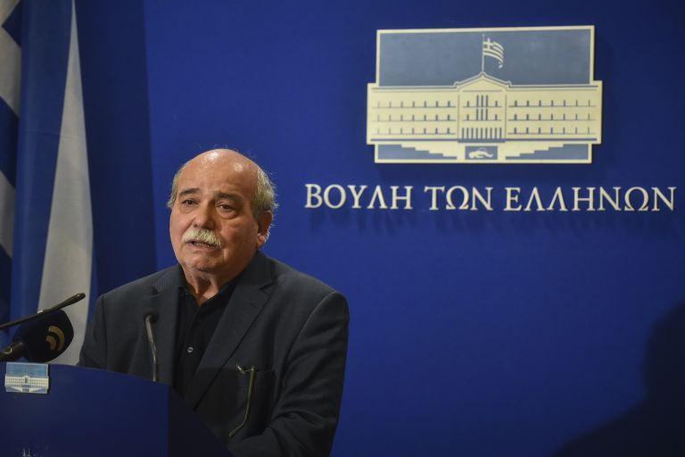 Βούτσης: Εγκληματική παγίδα το άρθρο περί ευθύνης υπουργών | tanea.gr