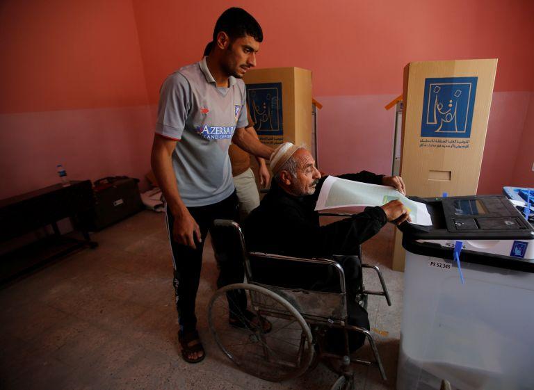 Ιράκ: Μόλις το 44,5% πήγε να ψηφίσει στις βουλευτικές εκλογές | tanea.gr