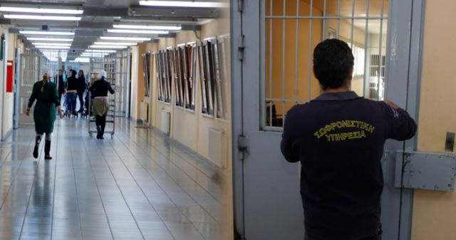 588 μόνιμες θέσεις στα Καταστήματα Κράτησης | tanea.gr