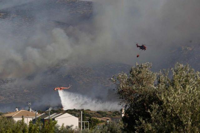 Κύκλωμα διαφθοράς πίσω από πυρκαγιές | tanea.gr