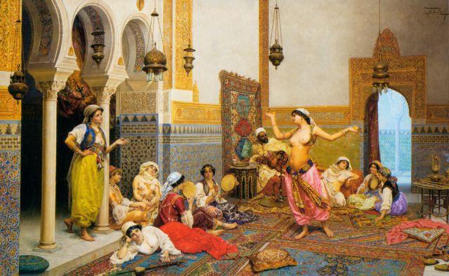 Το χαρέμι που εξουσίαζε μια αυτοκρατορία | tanea.gr