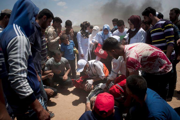 Αγκυρα: Συνυπεύθυνες οι ΗΠΑ για τη σφαγή στην Γάζα | tanea.gr