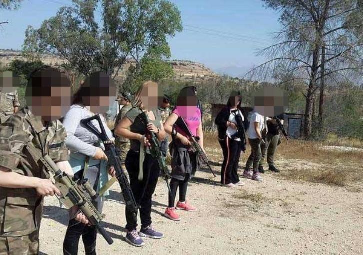 Ξέφυγαν οι Τούρκοι: Υποστηρίζουν ότι οι Ελληνοκύπριοι ετοιμάζουν αντάρτικο | tanea.gr
