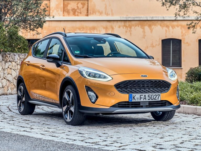 To crossover Ford Fiesta στην ελληνική αγορά   tanea.gr