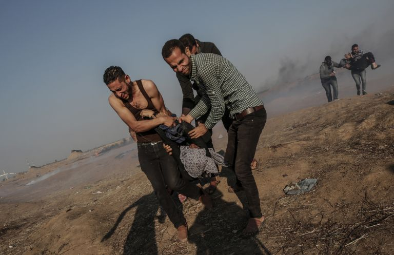 Δύο ακόμα νεκροί Παλαιστίνιοι στη Γάζα – Στους 61 οι νεκροί | tanea.gr