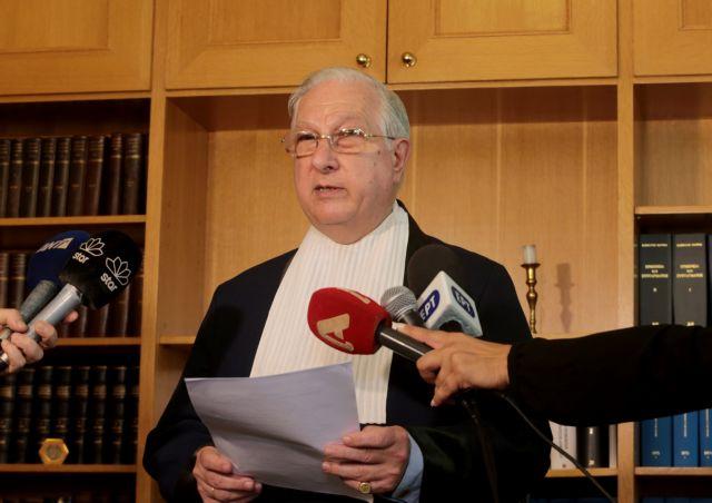 Απειλητική επιστολή εστάλη στον πρώην πρόεδρο του ΣτΕ | tanea.gr