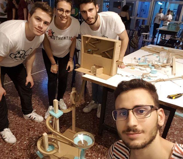 Θεσσαλονίκη: Πρώτη στον Εθνικό Διαγωνισμό Μηχανικής η ομάδα S.V.A.M. του ΑΠΘ | tanea.gr