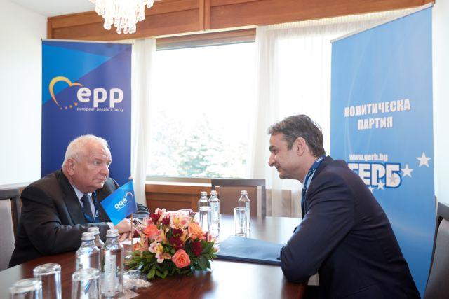 Συνάντηση Μητσοτάκη – Ντολ στη Σόφια | tanea.gr