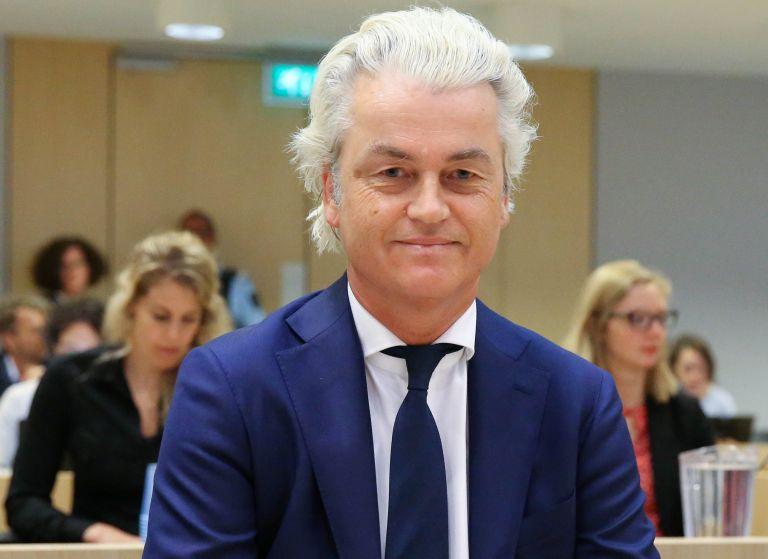 Ολλανδία: Δικάζεται στο εφετείο ο ακροδεξιός πολιτικός Γκέερτ Βίλντερς | tanea.gr