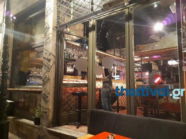 Επίθεση οπαδών σε κατάστημα της Θεσσαλονίκης | tanea.gr