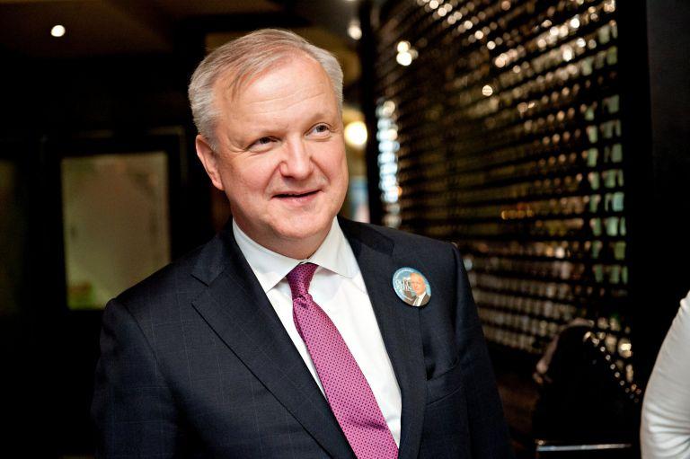Ο Ολι Ρεν διορίστηκε κεντρικός τραπεζίτης της Φινλανδίας   tanea.gr