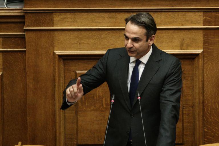Μητσοτάκης για Novartis: Στημένη υπόθεση που καταλήγει σε φιάσκο   tanea.gr