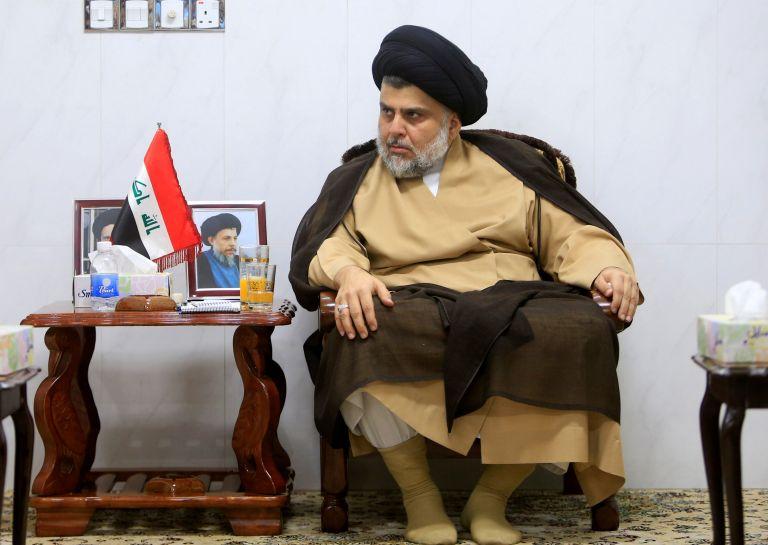 Ιράκ: Νικητής των εκλογών ο Μοκντάτα Σαντρ   tanea.gr