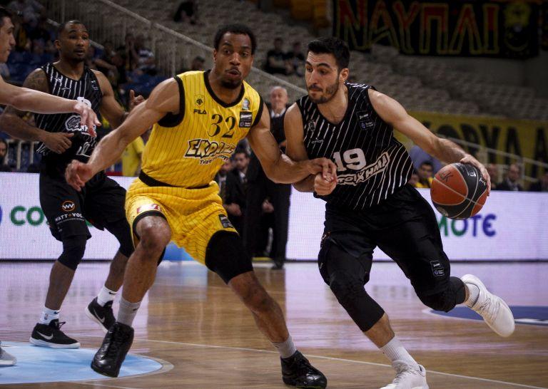 Πλέι-οφ μπάσκετ: Με «sweep» στα ημιτελικά ο ΠΑΟΚ | tanea.gr
