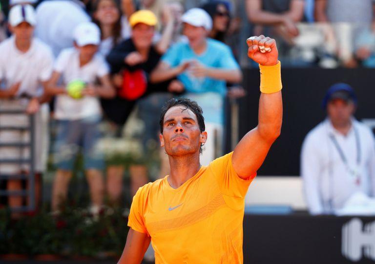 Ο Ναδάλ νίκησε τον Τζόκοβιτς και προκρίθηκε στον τελικό του Masters στη Ρώμη | tanea.gr