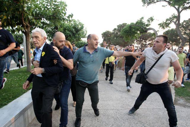 Ταυτοποιήθηκαν άλλοι τρεις για την επίθεση στον Μπουτάρη   tanea.gr