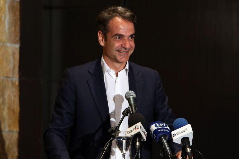 Μητσοτάκης: Δέσμευση για μείωση φόρων και κυβέρνηση με συνεργασίες   tanea.gr