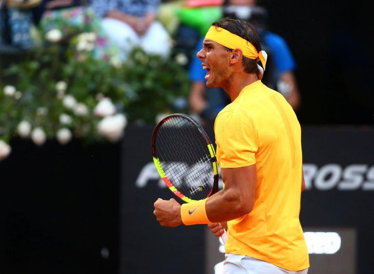 Τένις: «Βασιλιάς» στη Ρώμη ο Ναδάλ   tanea.gr