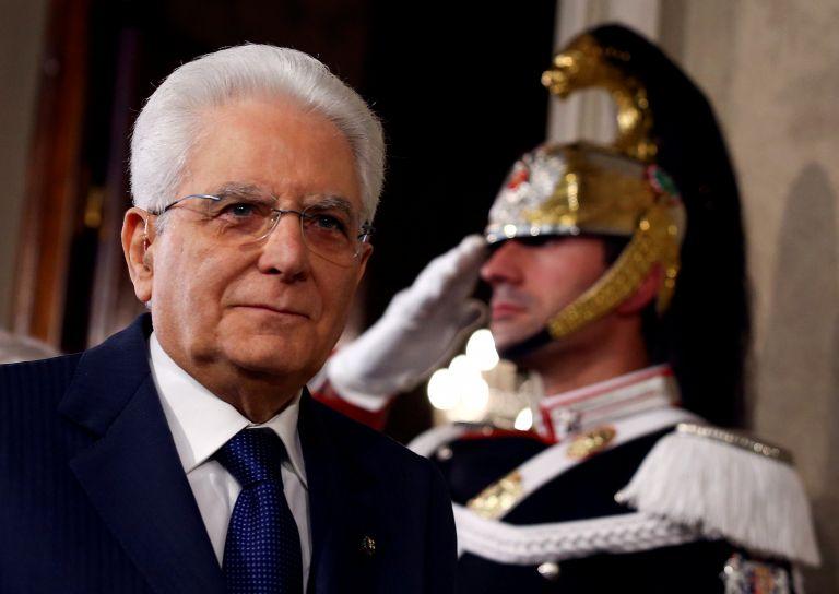 Ιταλία: Στον πρόεδρο της Δημοκρατίας Λέγκα και Πέντε Αστέρια σήμερα | tanea.gr