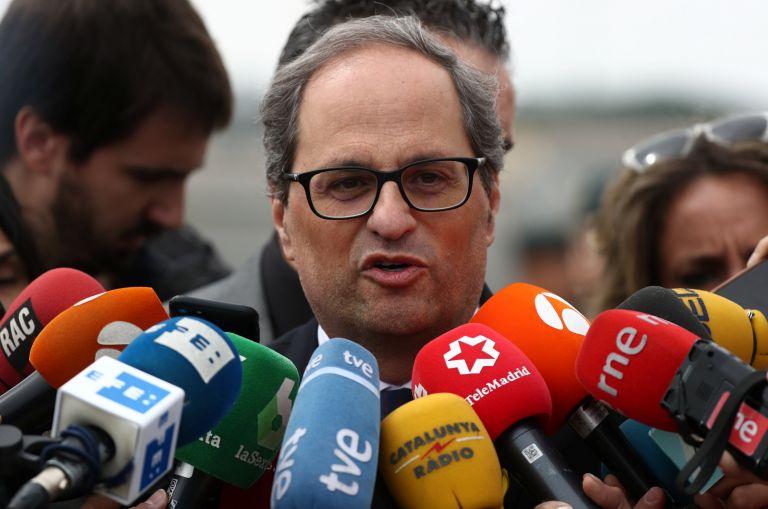 Η Μαδρίτη δεν επικυρώνει την περιφερειακή κυβέρνηση της Καταλωνίας   tanea.gr