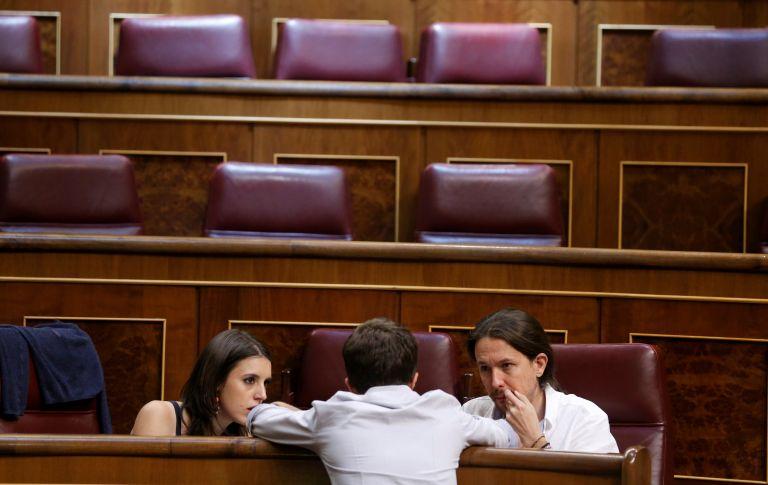 Εσωκομματική ψηφοφορία των Podemos για την έπαυλη | tanea.gr
