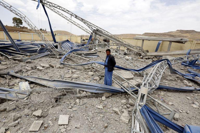 Πέντε νεκροί και 40 αγνοούμενοι από κυκλώνα στην Υεμένη | tanea.gr