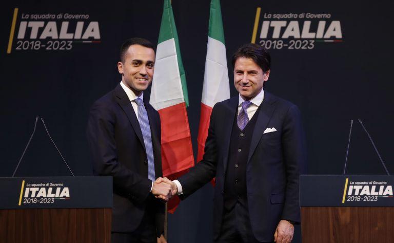 Ιταλία: Ο Τζουζέπε Κόντε νέος πρωθυπουργός | tanea.gr