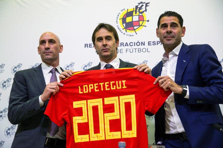 Ισπανία: Ο Λοπετέγκι συμφώνησε να συνεχίσει έως το 2020 | tanea.gr