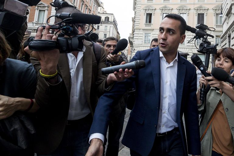 Ισως και την Πέμπτη η νέα κυβέρνηση στην Ιταλία | tanea.gr