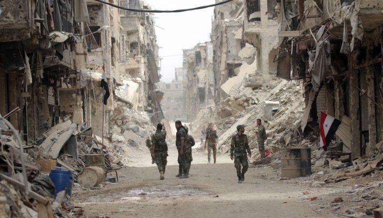 Εκκληση για την ανοικοδόμηση της Συρίας | tanea.gr