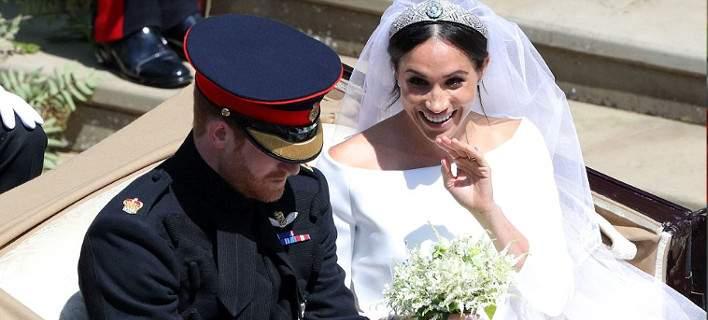 Αυτά είναι τα καλύτερα καπέλα που φορέθηκαν στο γάμο της χρονιάς | tanea.gr
